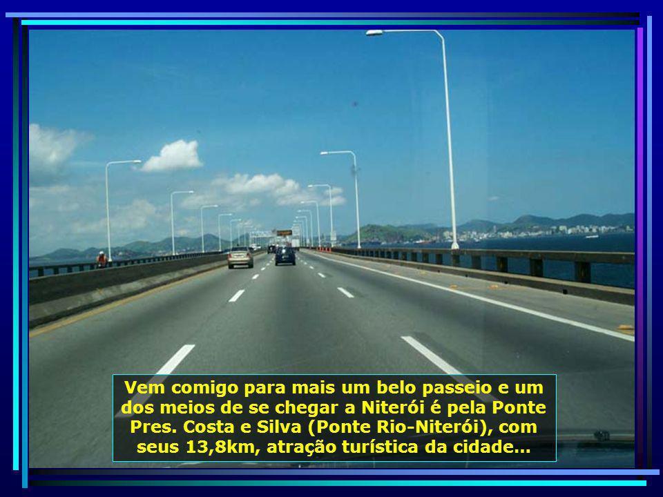 P0011902 - NITERÓI - PONTE RIO-NITERÓI-700