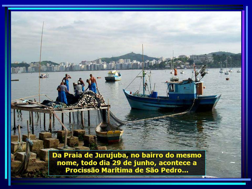 P0011963 - NITERÓI - PRAIA DE JURUJUBA-700