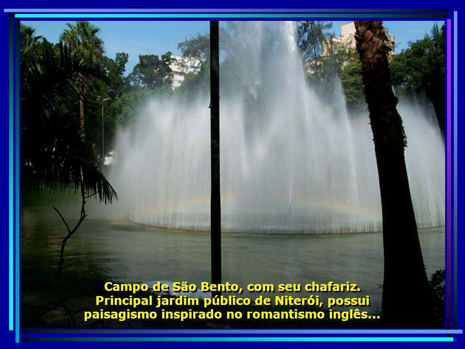 P0012085 - NITERÓI - CAMPO DE SÃO BENTO-700