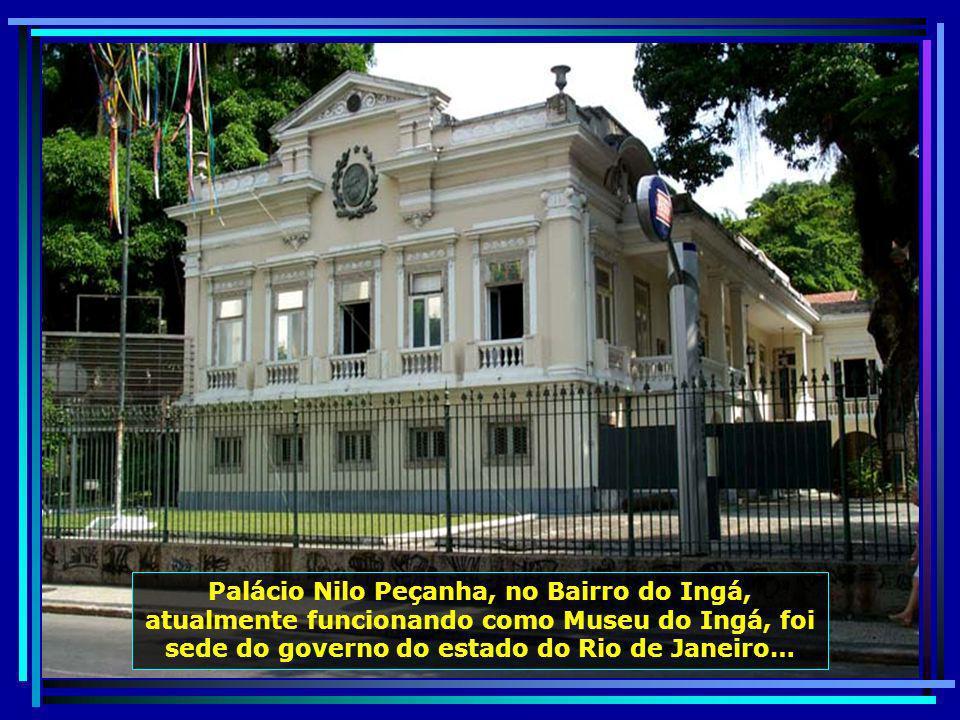 P0012079 - NITERÓI - PALÁCIO NILO PEÇANHA (PALÁCIO DO INGÁ)-700