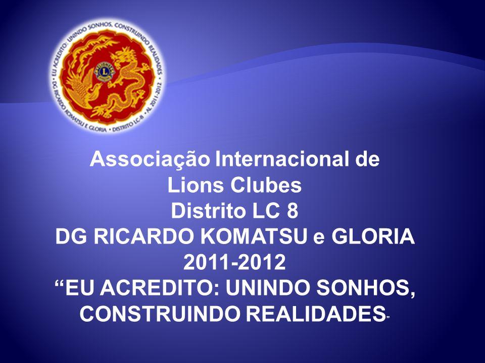 Associação Internacional de Lions Clubes Distrito LC 8