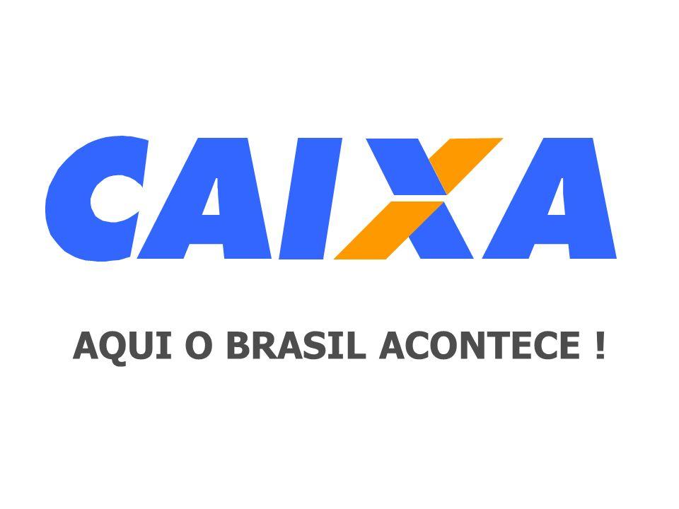 AQUI O BRASIL ACONTECE !