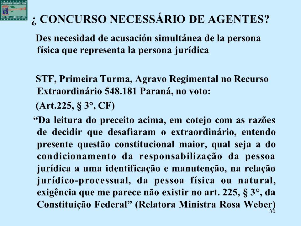 ¿ CONCURSO NECESSÁRIO DE AGENTES