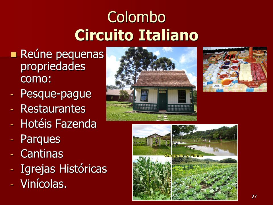 Colombo Circuito Italiano