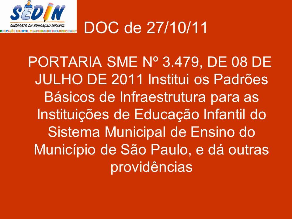 DOC de 27/10/11