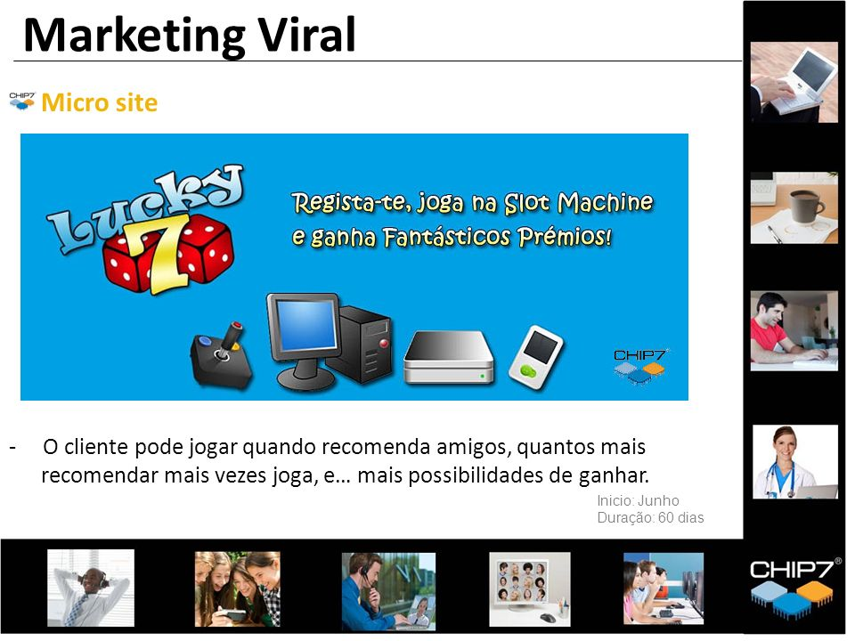 Marketing Viral Micro site