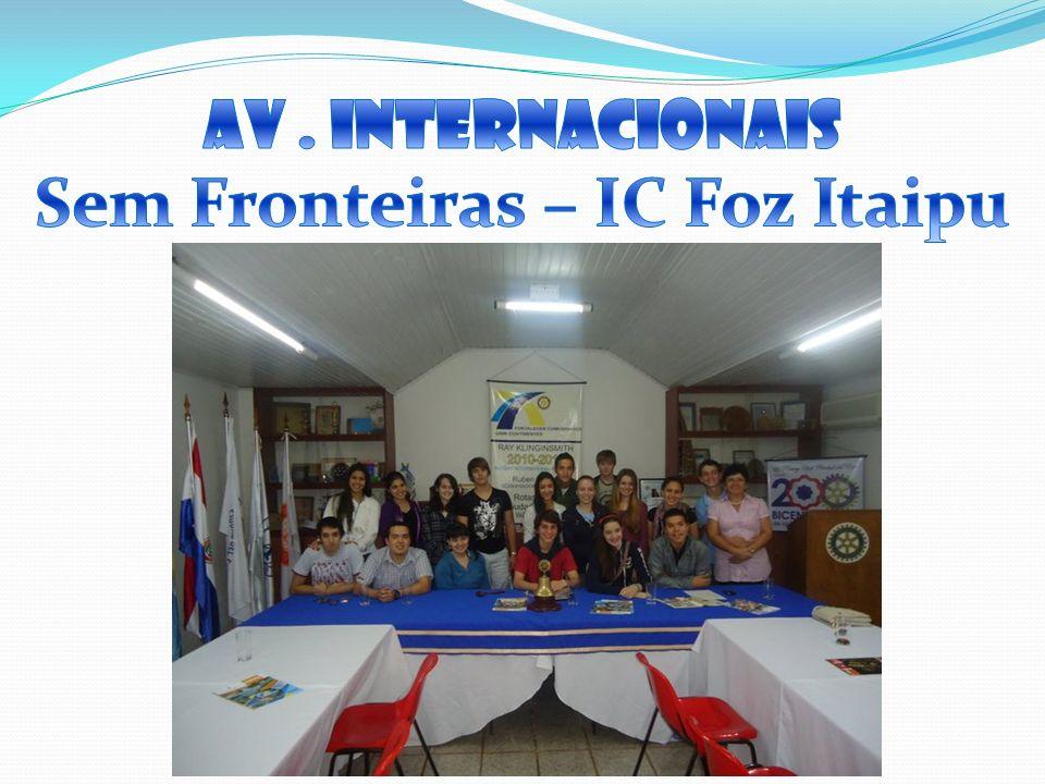 Sem Fronteiras – IC Foz Itaipu