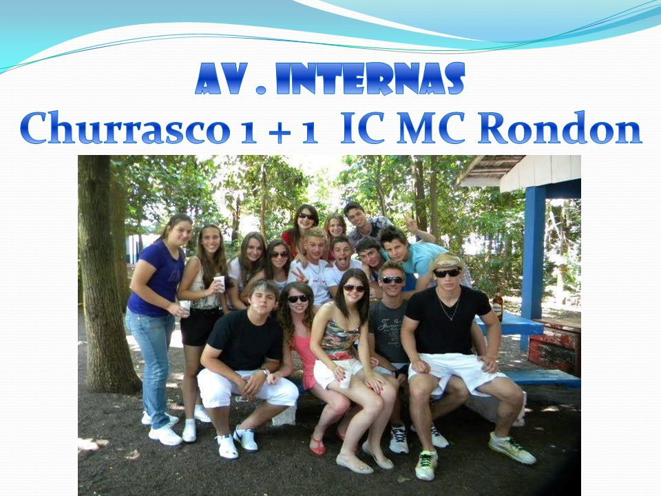 Churrasco 1 + 1 IC MC Rondon