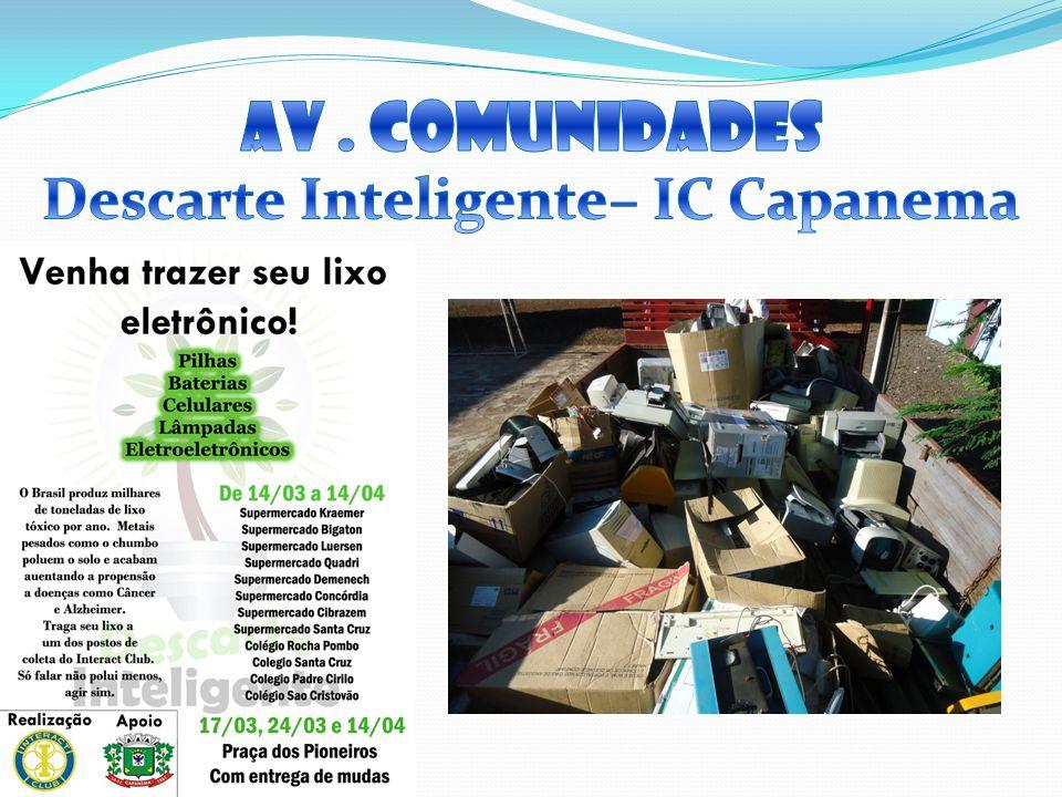 Descarte Inteligente– IC Capanema
