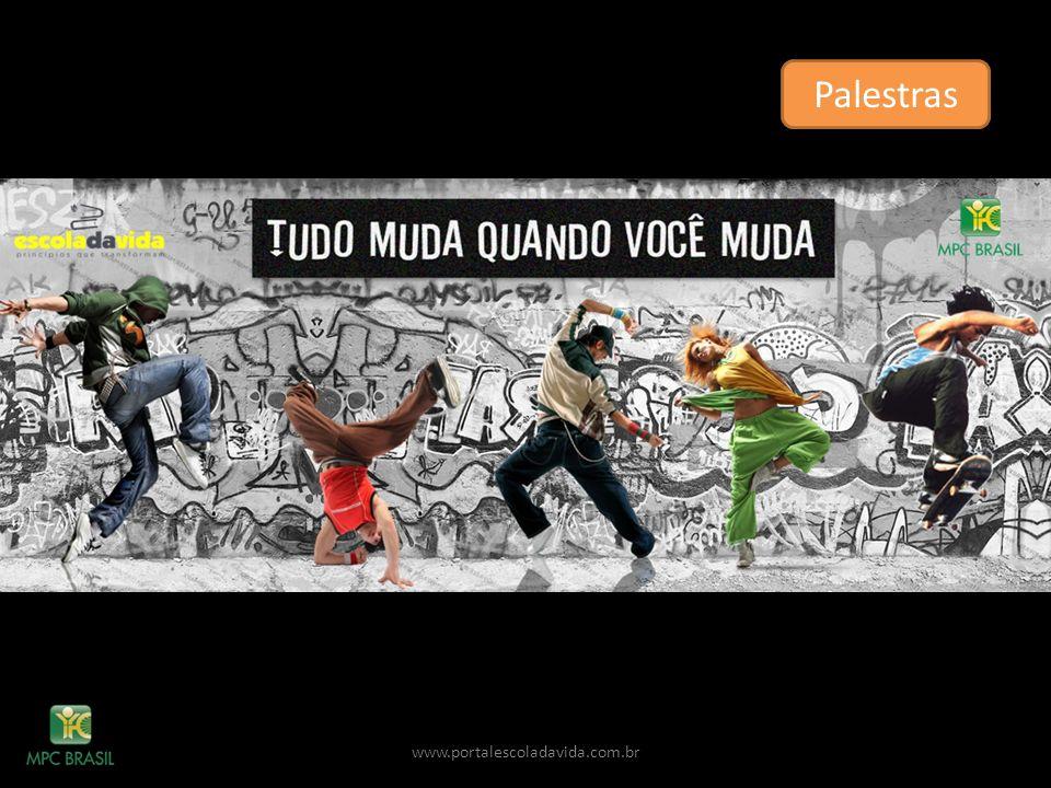 Palestras www.portalescoladavida.com.br