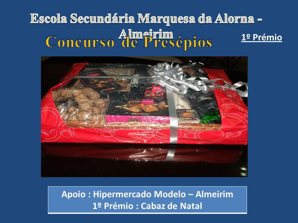 Concurso de Presépios Escola Secundária Marquesa da Alorna -Almeirim