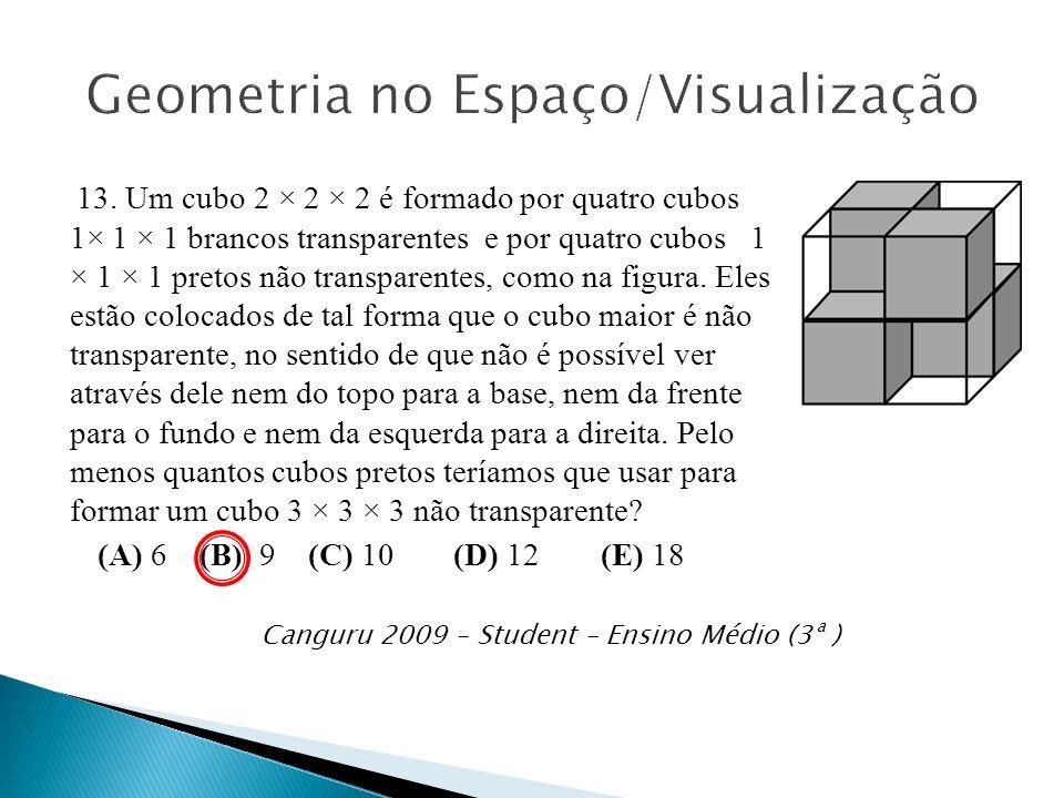 Geometria no Espaço/Visualização