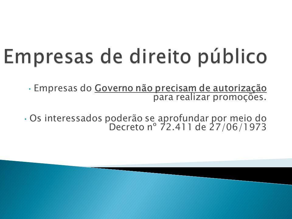 Empresas de direito público
