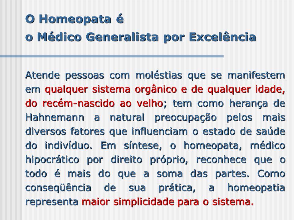 o Médico Generalista por Excelência