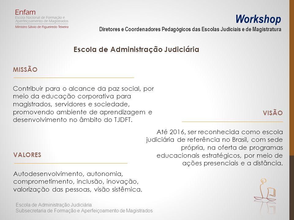 Escola de Administração Judiciária