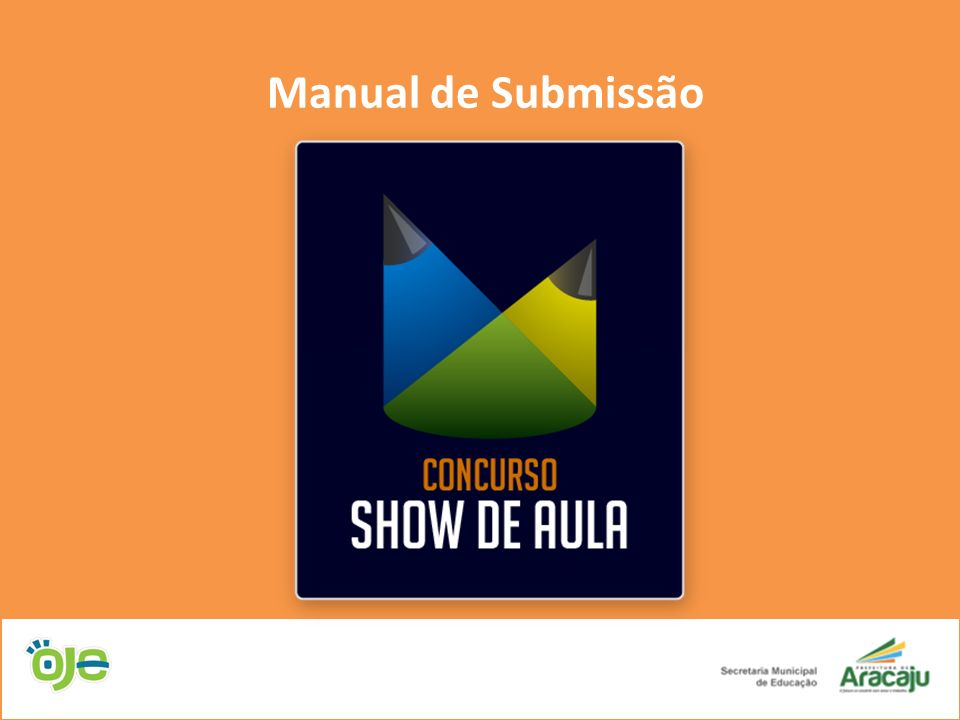 Manual de Submissão