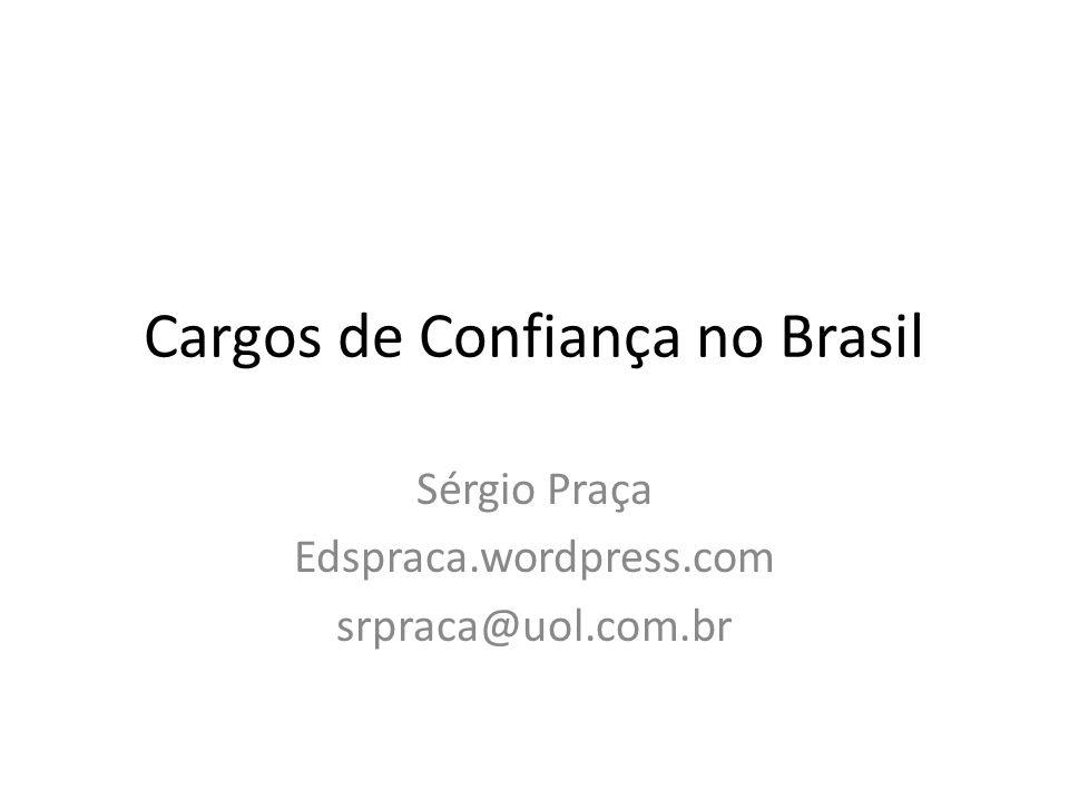 Cargos de Confiança no Brasil