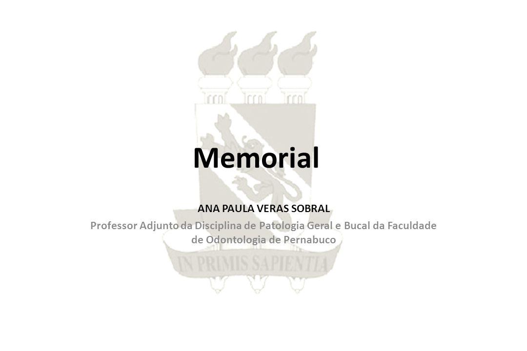 Memorial ANA PAULA VERAS SOBRAL
