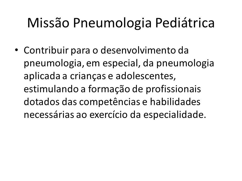 Missão Pneumologia Pediátrica