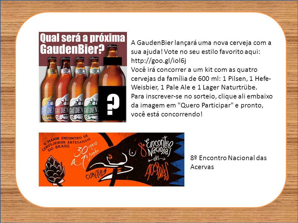 A GaudenBier lançará uma nova cerveja com a sua ajuda