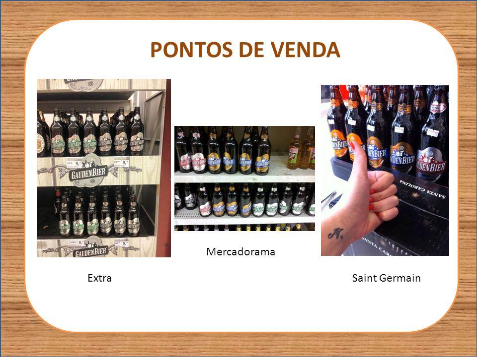 as PONTOS DE VENDA Mercadorama Extra Saint Germain