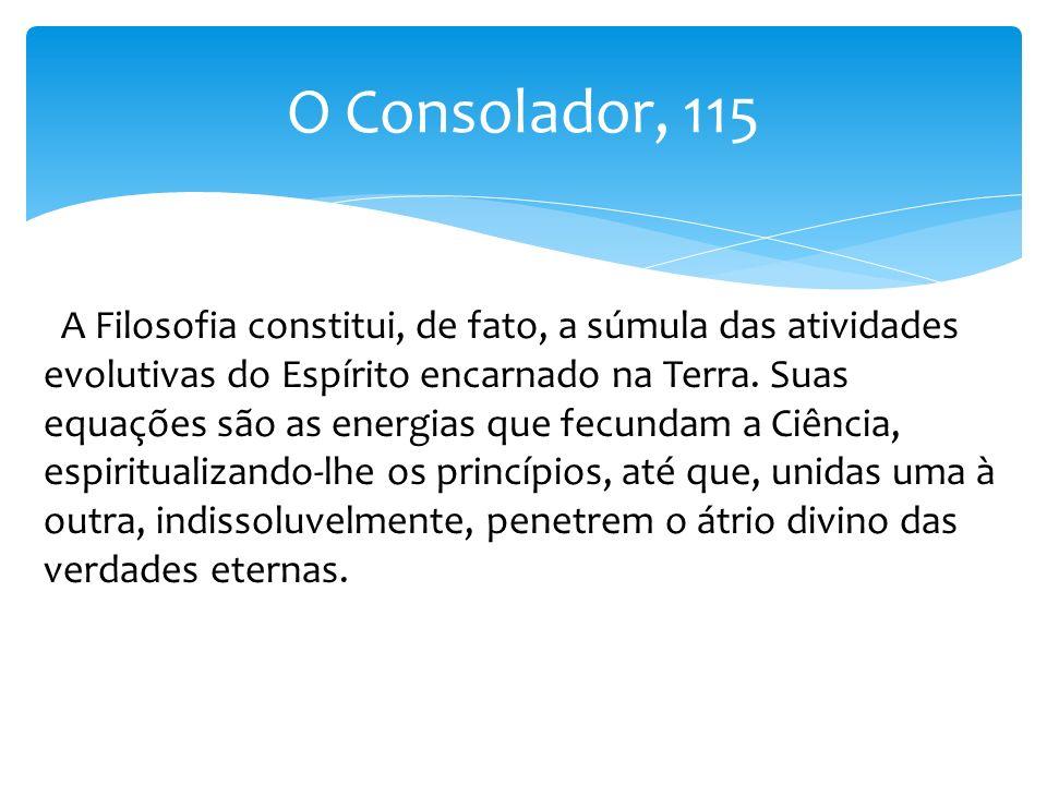 O Consolador, 115