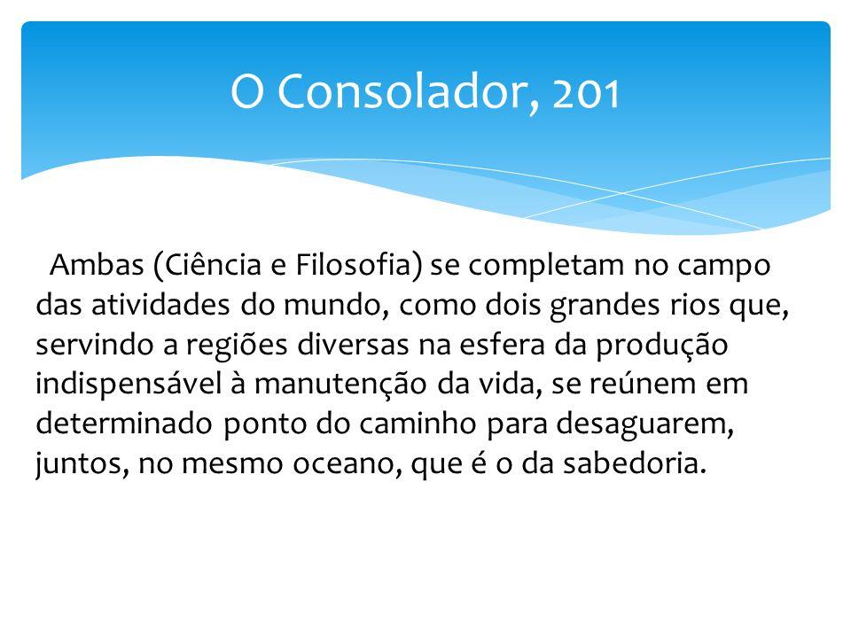 O Consolador, 201