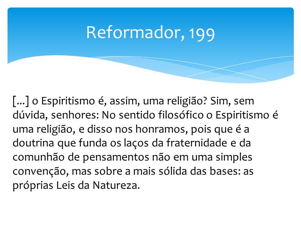 Reformador, 199