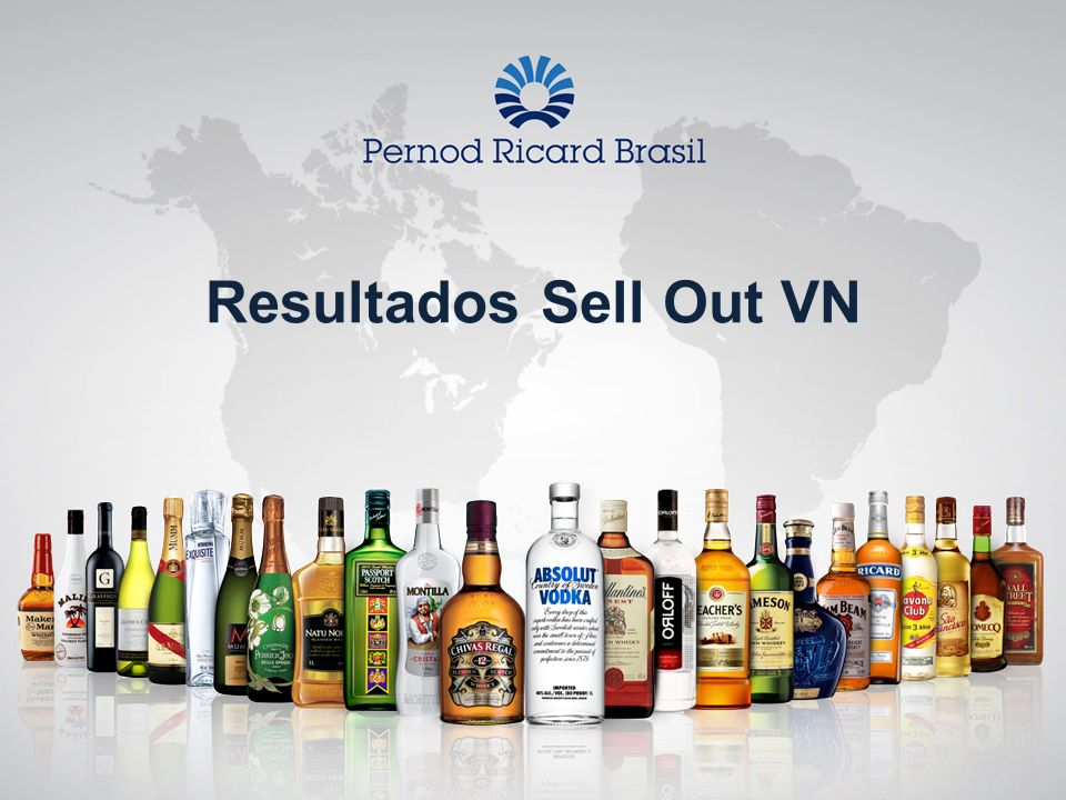 Resultados Sell Out VN 1