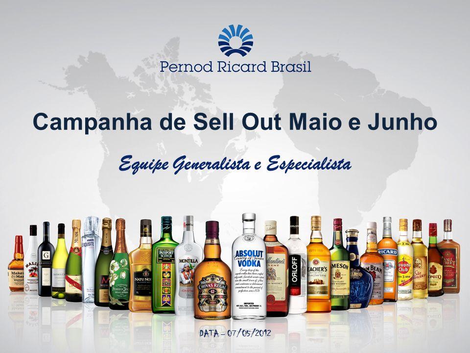 Campanha de Sell Out Maio e Junho