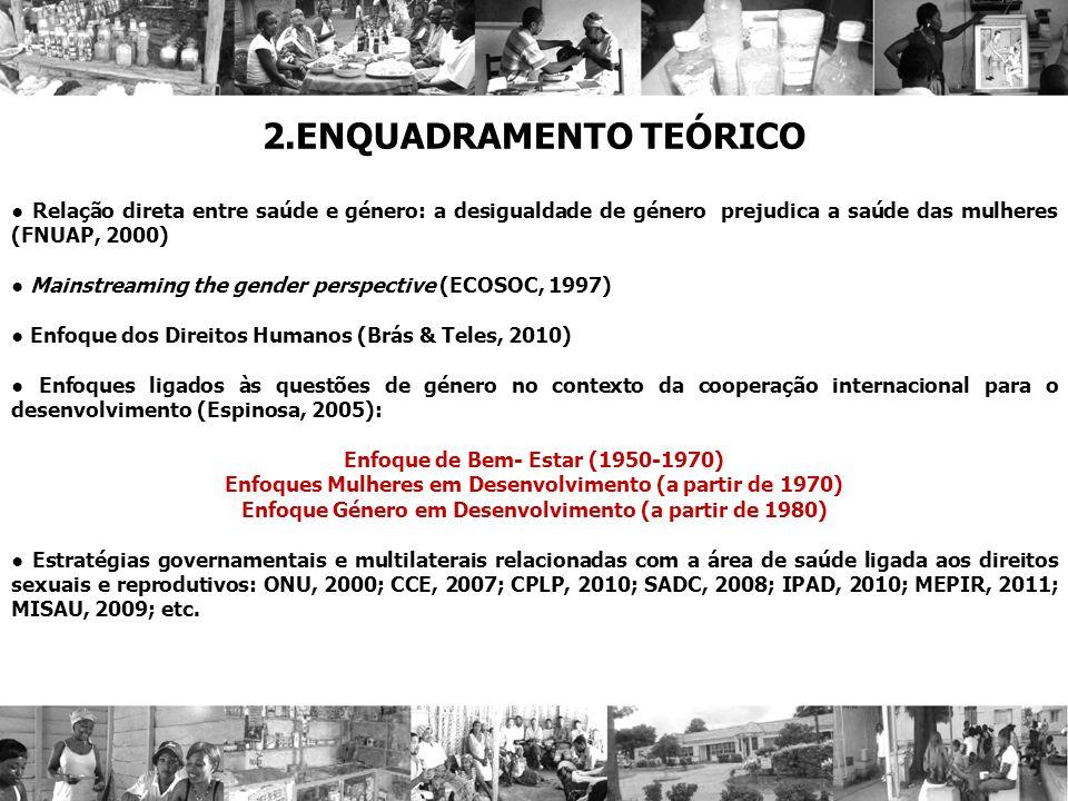 2.ENQUADRAMENTO TEÓRICO