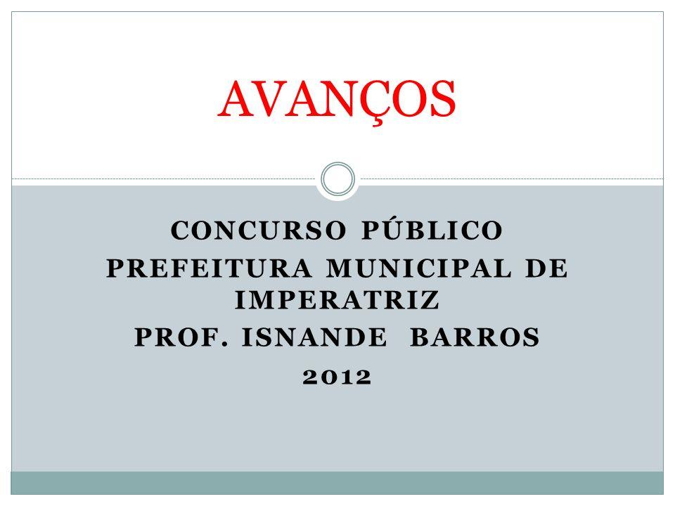 Prefeitura municipal de Imperatriz