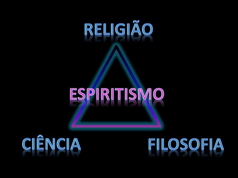 Religião ESPIRITISMO Ciência Filosofia