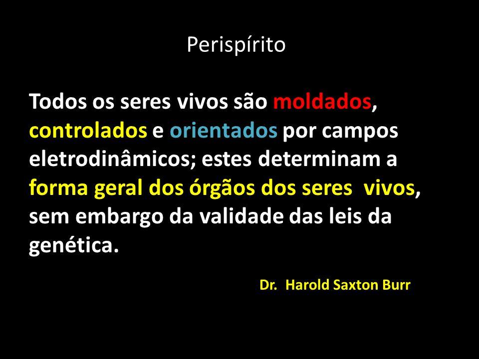 Dr. Harold Saxton Burr Perispírito