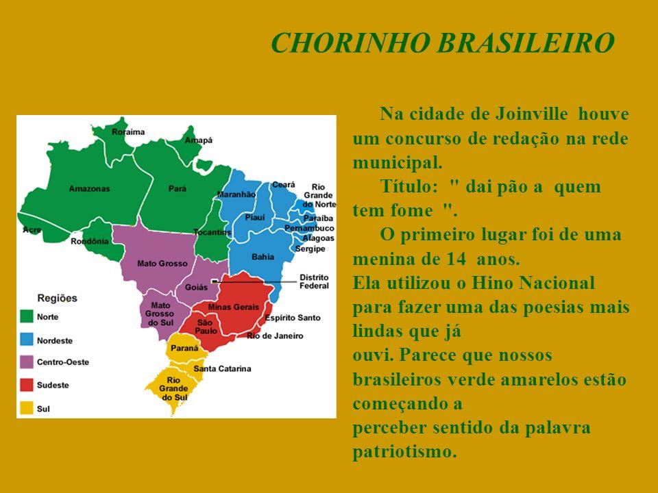 CHORINHO BRASILEIRO