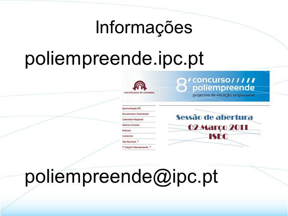 Informações poliempreende.ipc.pt poliempreende@ipc.pt