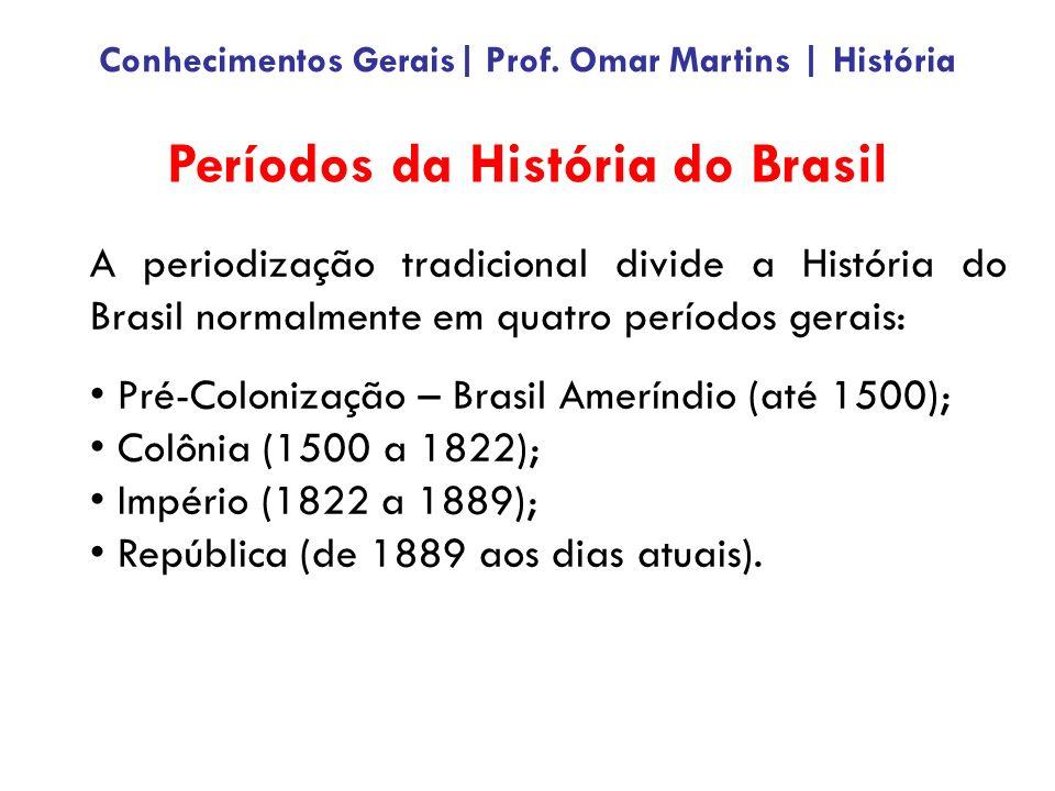 Períodos da História do Brasil