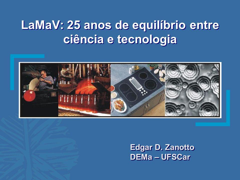 LaMaV: 25 anos de equilíbrio entre ciência e tecnologia