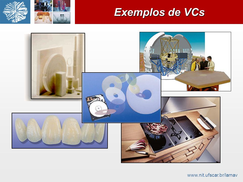 Exemplos de VCs