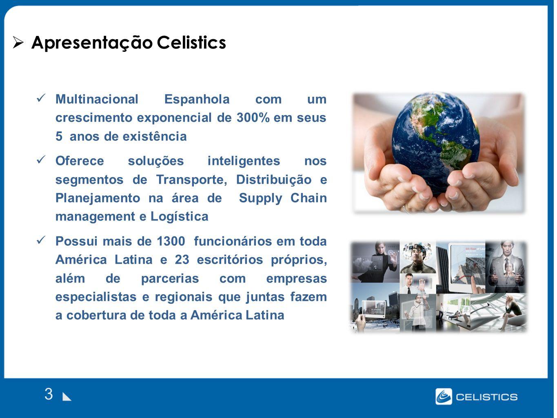 Apresentação Celistics