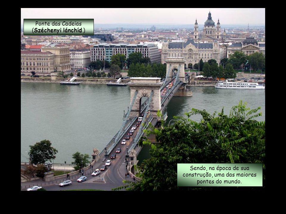 Sendo, na época de sua construção, uma das maiores pontes do mundo.