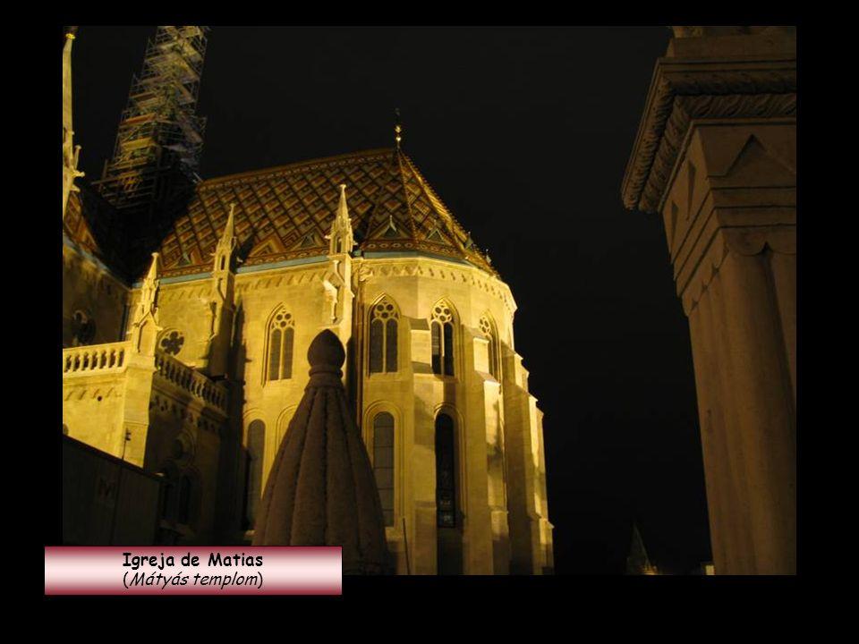 Igreja de Matias (Mátyás templom)