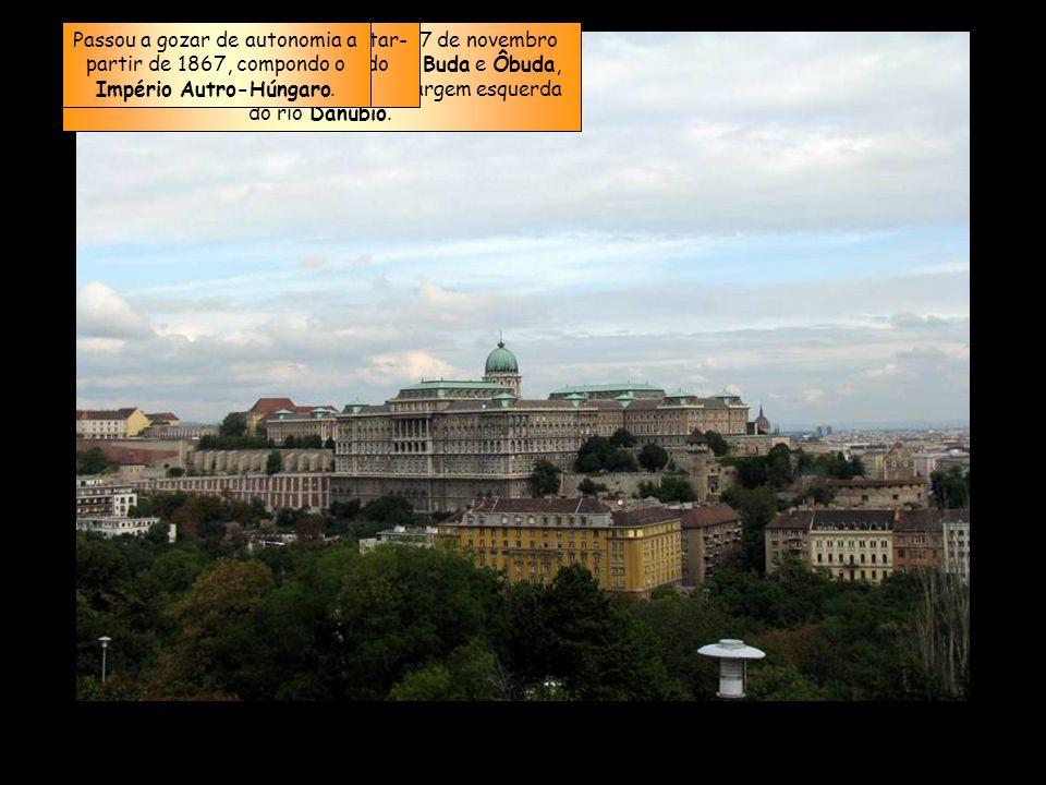Passou a gozar de autonomia a partir de 1867, compondo o Império Autro-Húngaro.