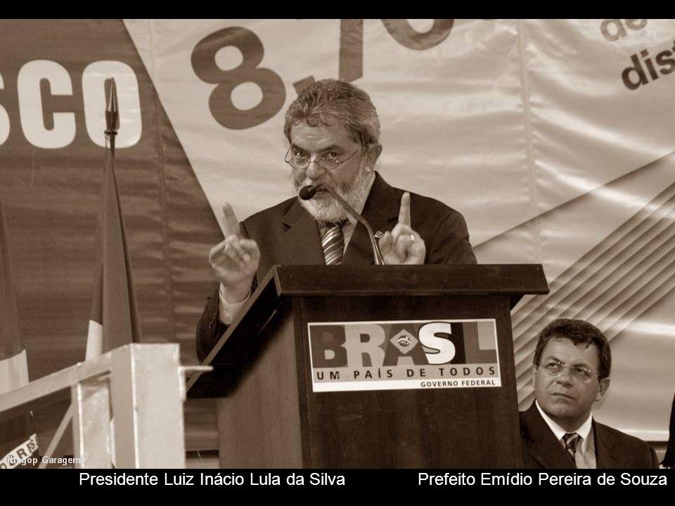 Presidente Luiz Inácio Lula da Silva