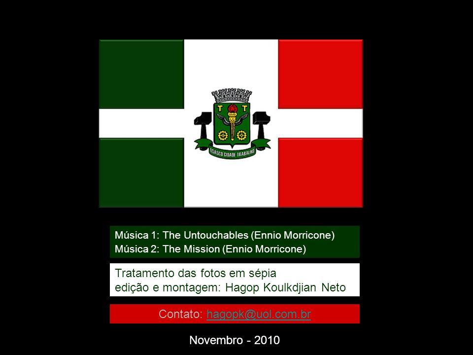 Contato: hagopk@uol.com.br