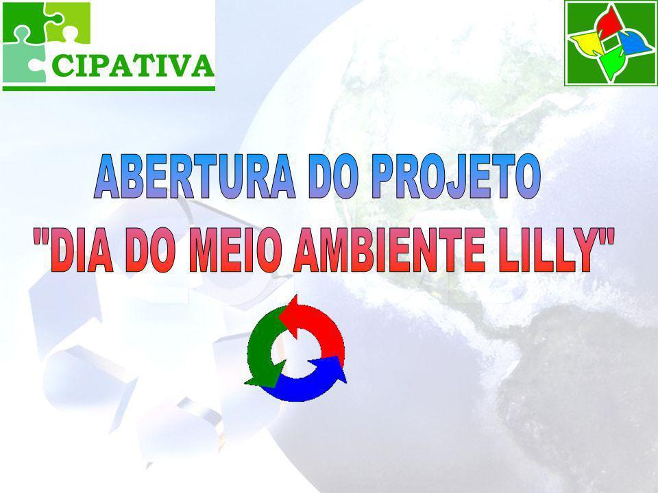 DIA DO MEIO AMBIENTE LILLY