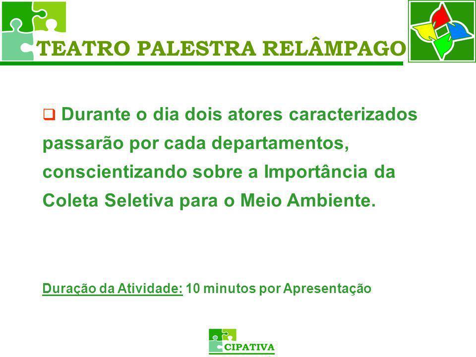 TEATRO PALESTRA RELÂMPAGO
