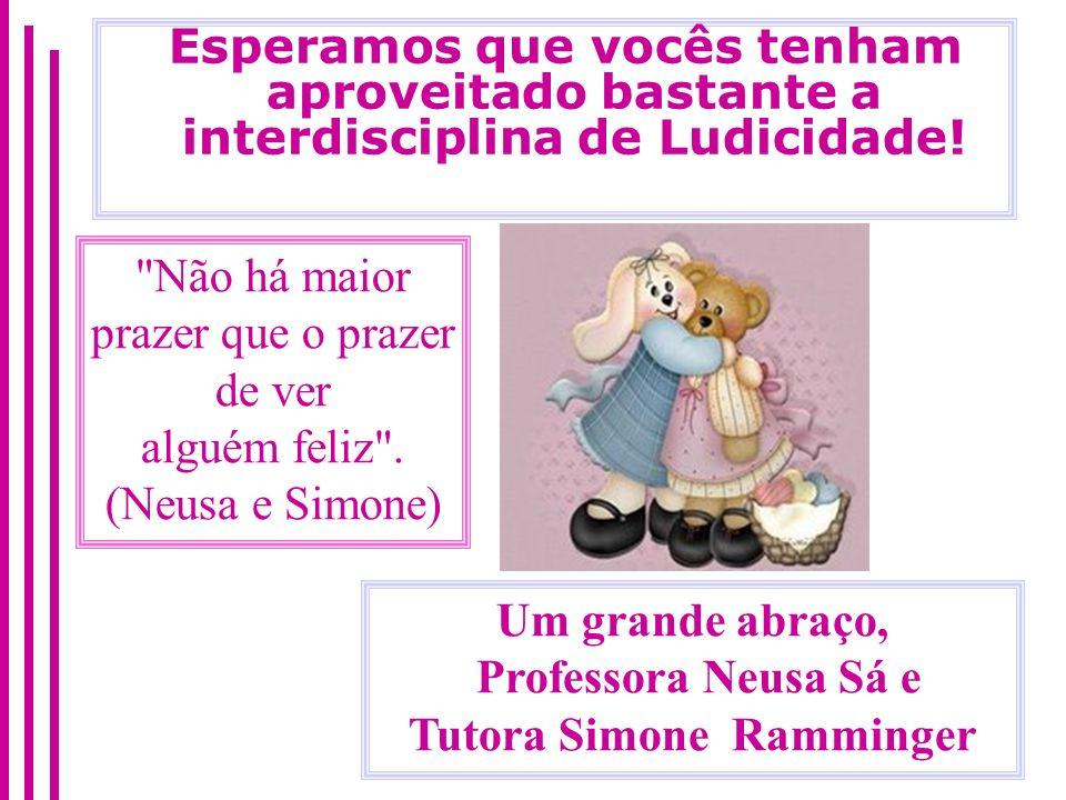 Tutora Simone Ramminger
