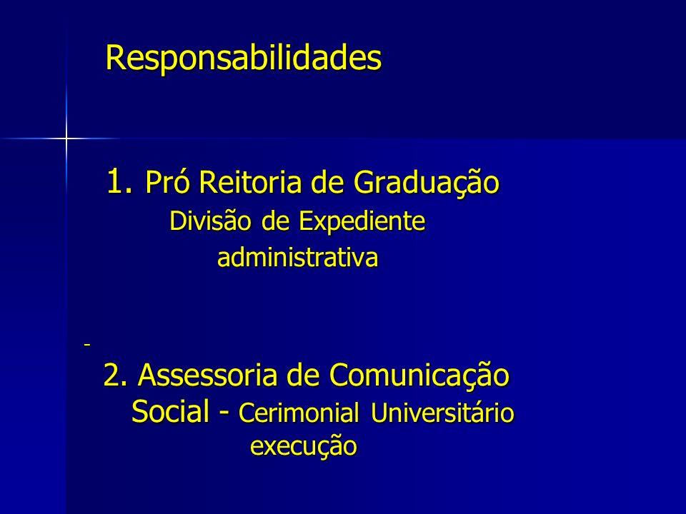 Responsabilidades 1.