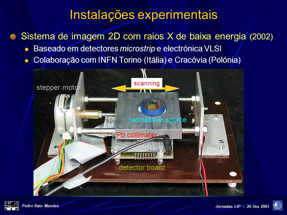 Instalações experimentais